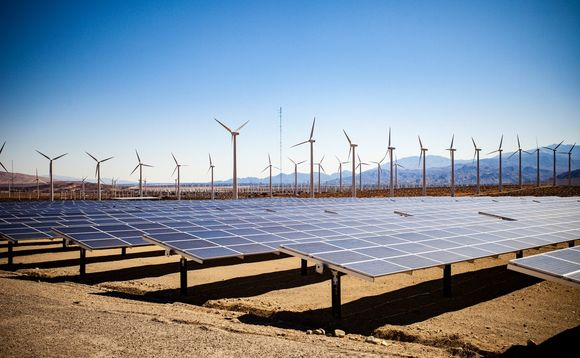 Global investment in renewable energy is on course to hit $2.6tr this decade