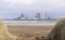 The former Redcar Steelworks | Credit: Media19