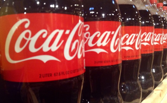 CCEP is Coca-Cola's largest independent bottler