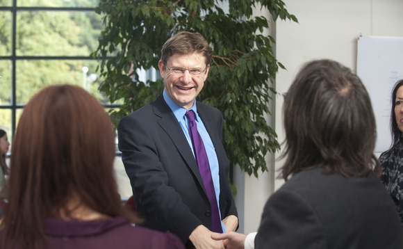 Greg Clark will remain as BEIS Secretary | Credit: University of Exeter